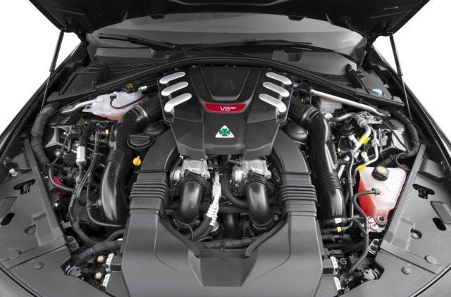 2019 Alfa Romeo Giulia Quadrifoglio Rwd In Germantown Md