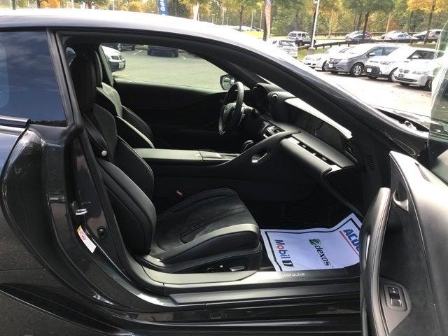 2018 Lexus Lc 500 In Germantown Md Washington Dc Lexus Lc