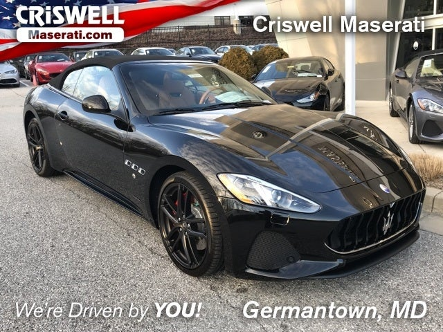 The 2018 Maserati Granturismo Sport In Germantown Md At Criswell