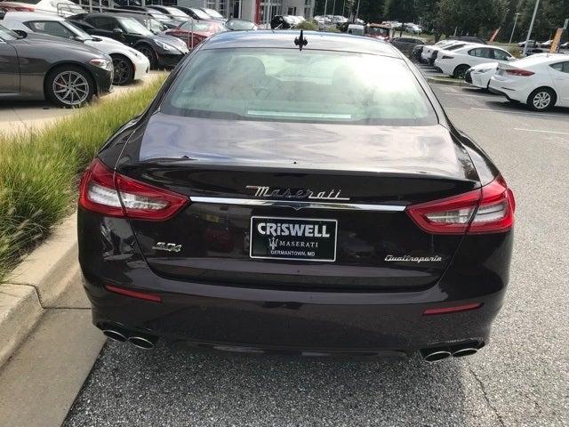 2019 Maserati Quattroporte S Q4 In Germantown Md Washington Dc