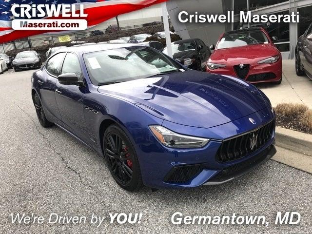 2019 Maserati Ghibli S Q4 Gransport In Germantown Md Washington