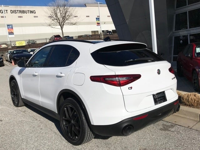 2019 Alfa Romeo Stelvio Sport Awd In Germantown Md Washington Dc